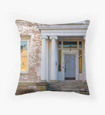 Urban Historia Throw Pillow