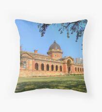 Goulburn Court House circa 1887 Throw Pillow