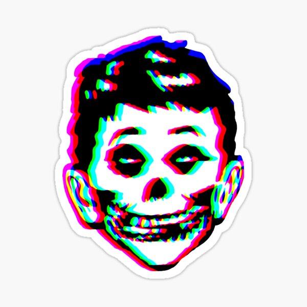 Mad Misfits Re-make Glitch Ver. Sticker