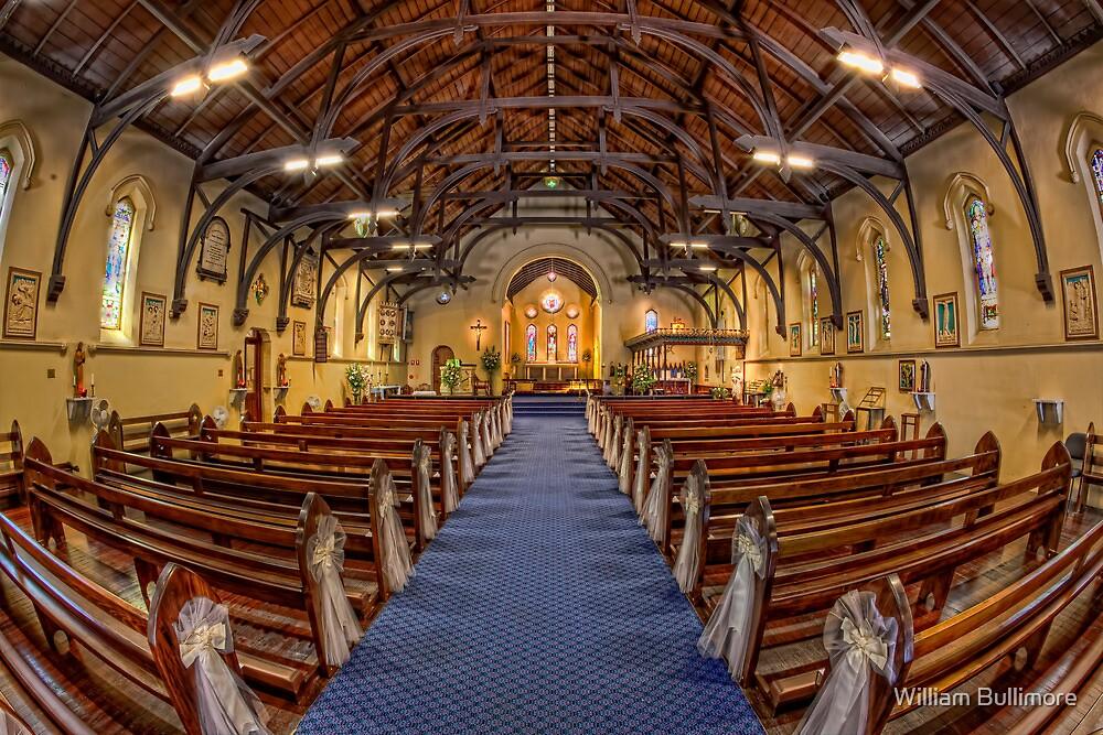 All Saints Church • Brisbane by William Bullimore
