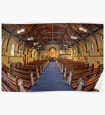All Saints Church • Brisbane Poster