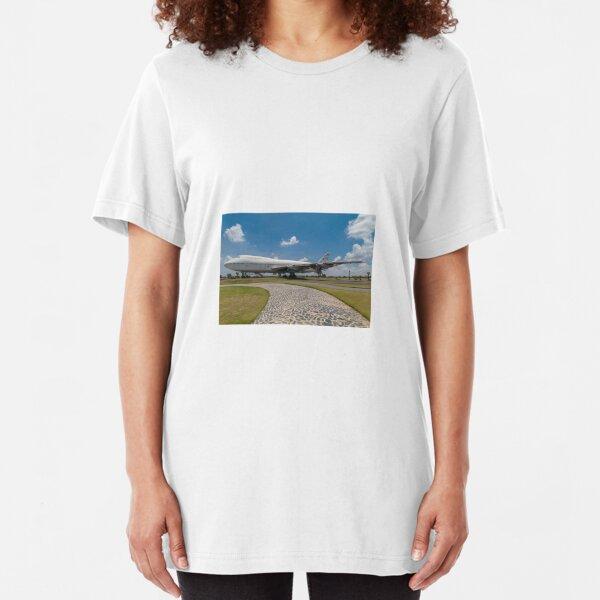 Aeroplane Park- Korat Slim Fit T-Shirt