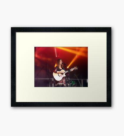 Lancaster Music Festival Framed Print