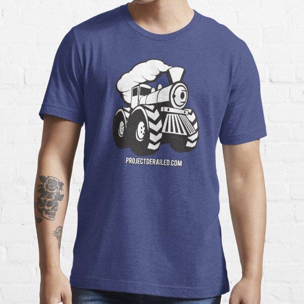 Project Derailed Logo Essential T-Shirt