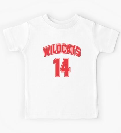Wildcats 14 Kids Clothes