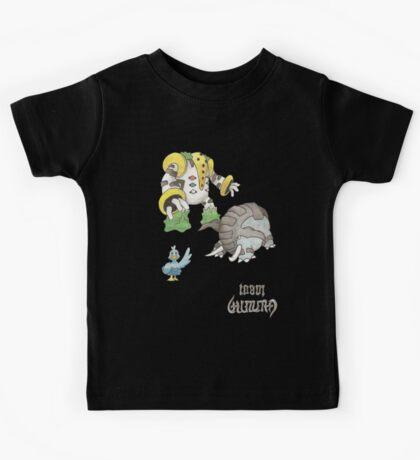 Ross' Regigigas, Donphan and Ducklett Kids Clothes