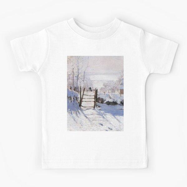 Claude Monet - French painter Kids T-Shirt