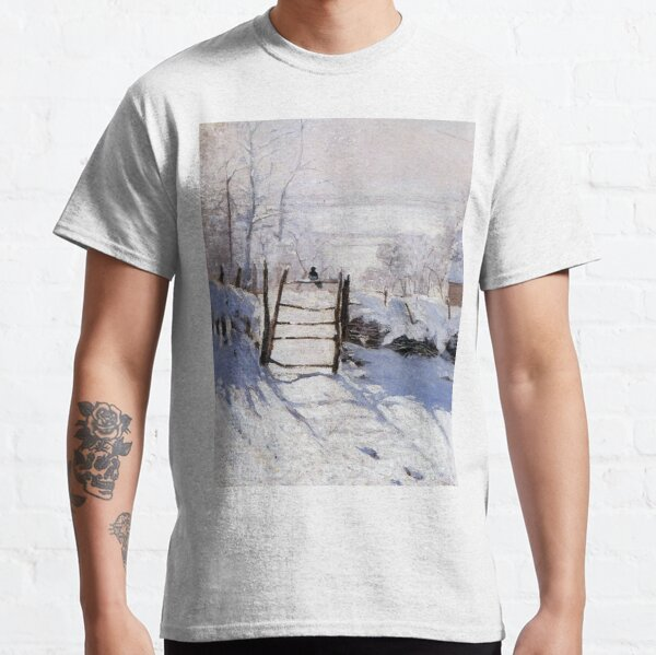 Claude Monet - French painter Classic T-Shirt