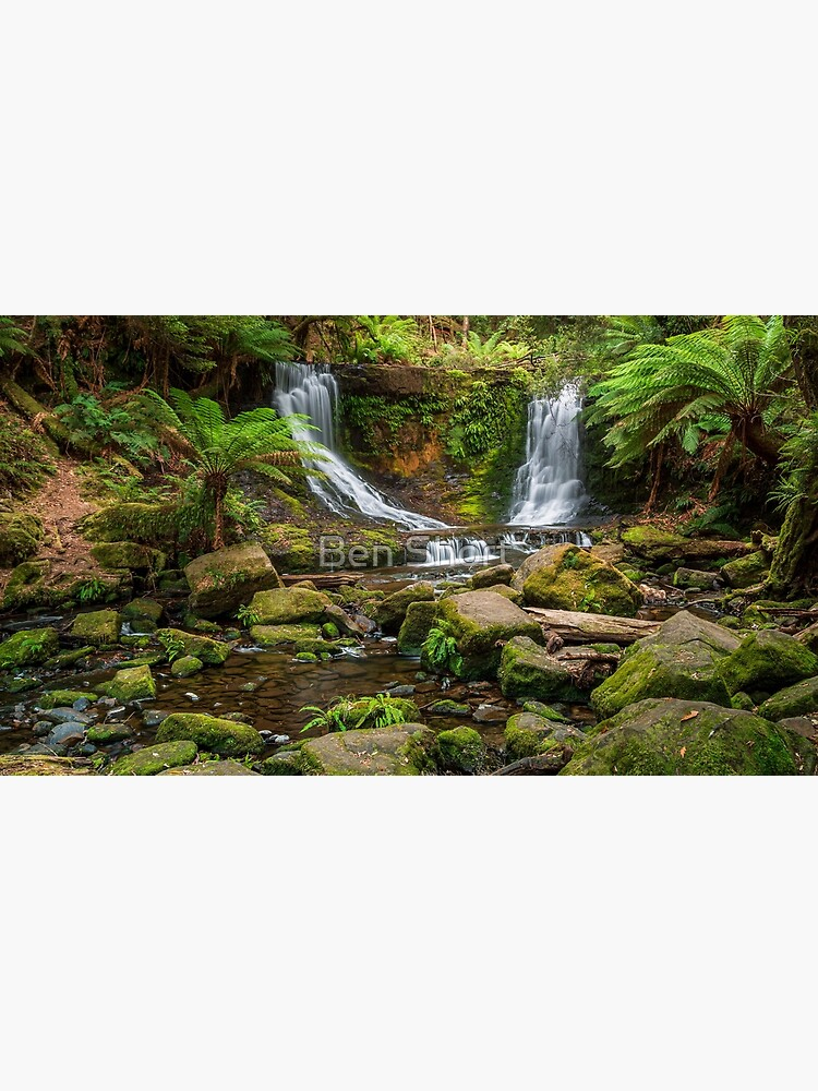 Horse Shoe Falls, Mt Field, Tasmania by bcshort