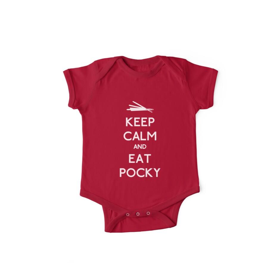 Eat Pocky! by MissCake