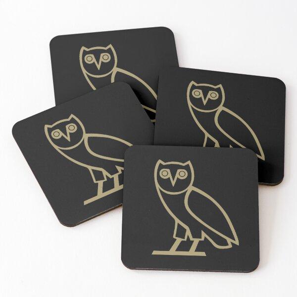 OVO  Coasters (Set of 4)