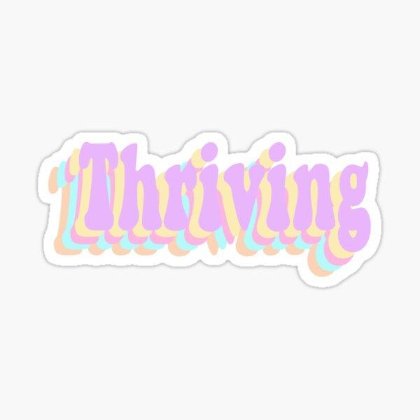 Thriving vsco  Sticker