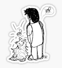 Interactions Sticker