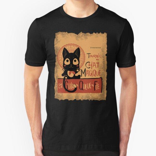 Le Chat Magique Slim Fit T-Shirt