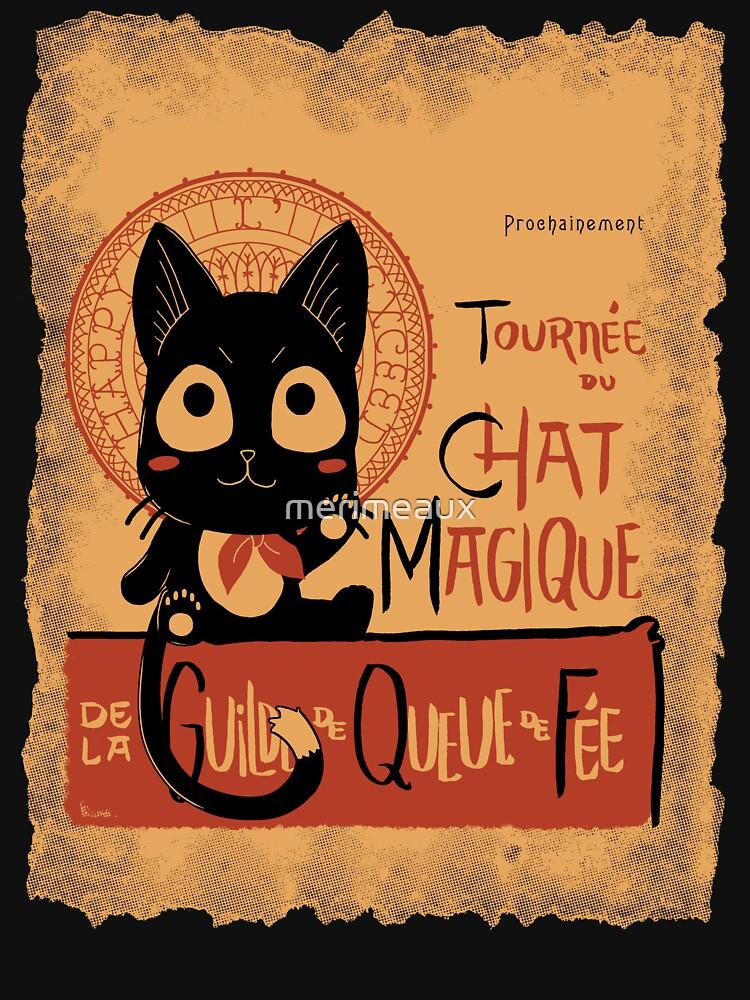 Le Chat Magique by merimeaux