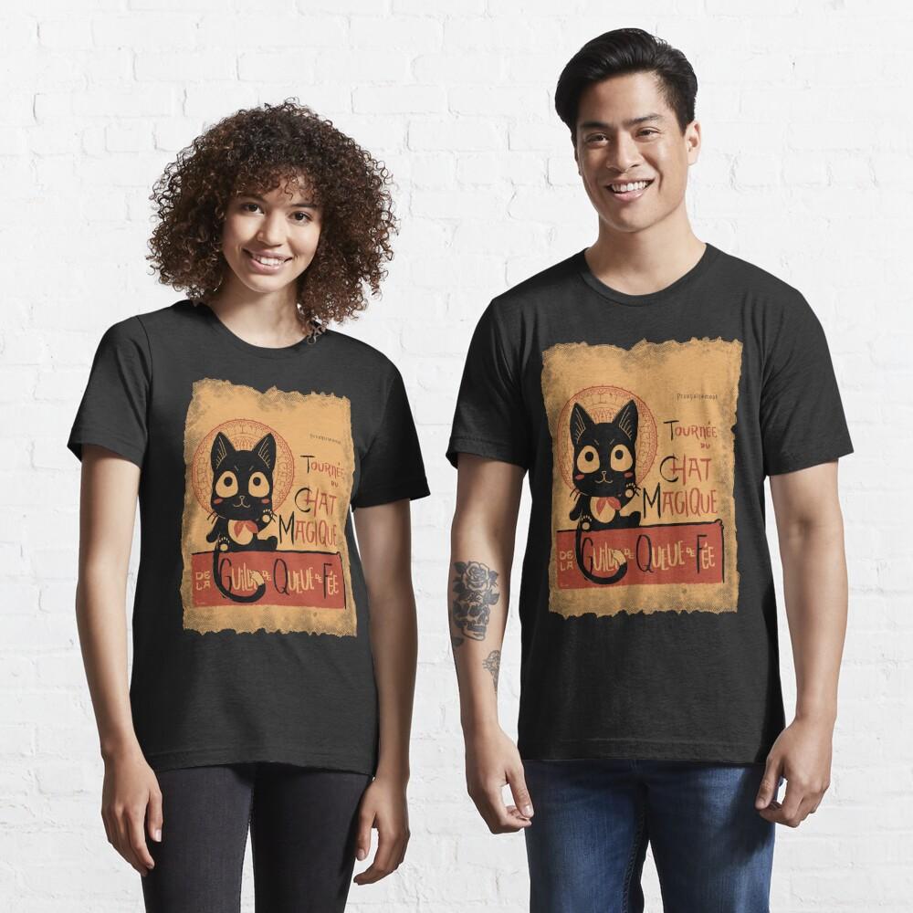 Le Chat Magique Essential T-Shirt