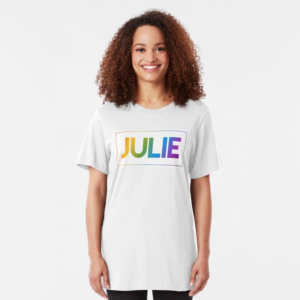 Julie - Pride Edition Slim Fit T-Shirt