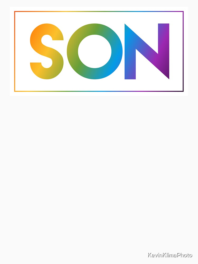Son - Pride Edition by KevinKlimaPhoto
