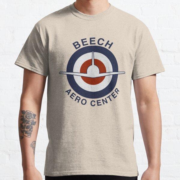 Beech Aero Center - Aviation Logo Classic T-Shirt