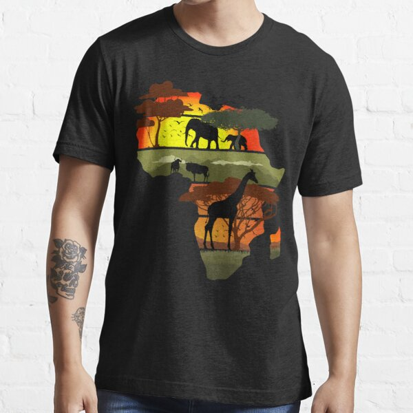 Afrika Essential T-Shirt