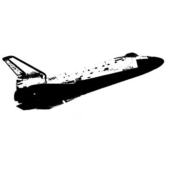 Nasa Space Shuttle by the-chillness