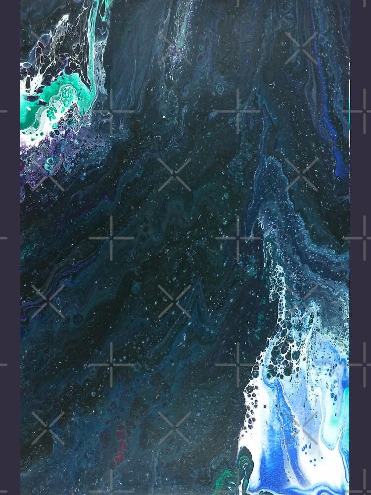 Estuary: river art by kerravonsen