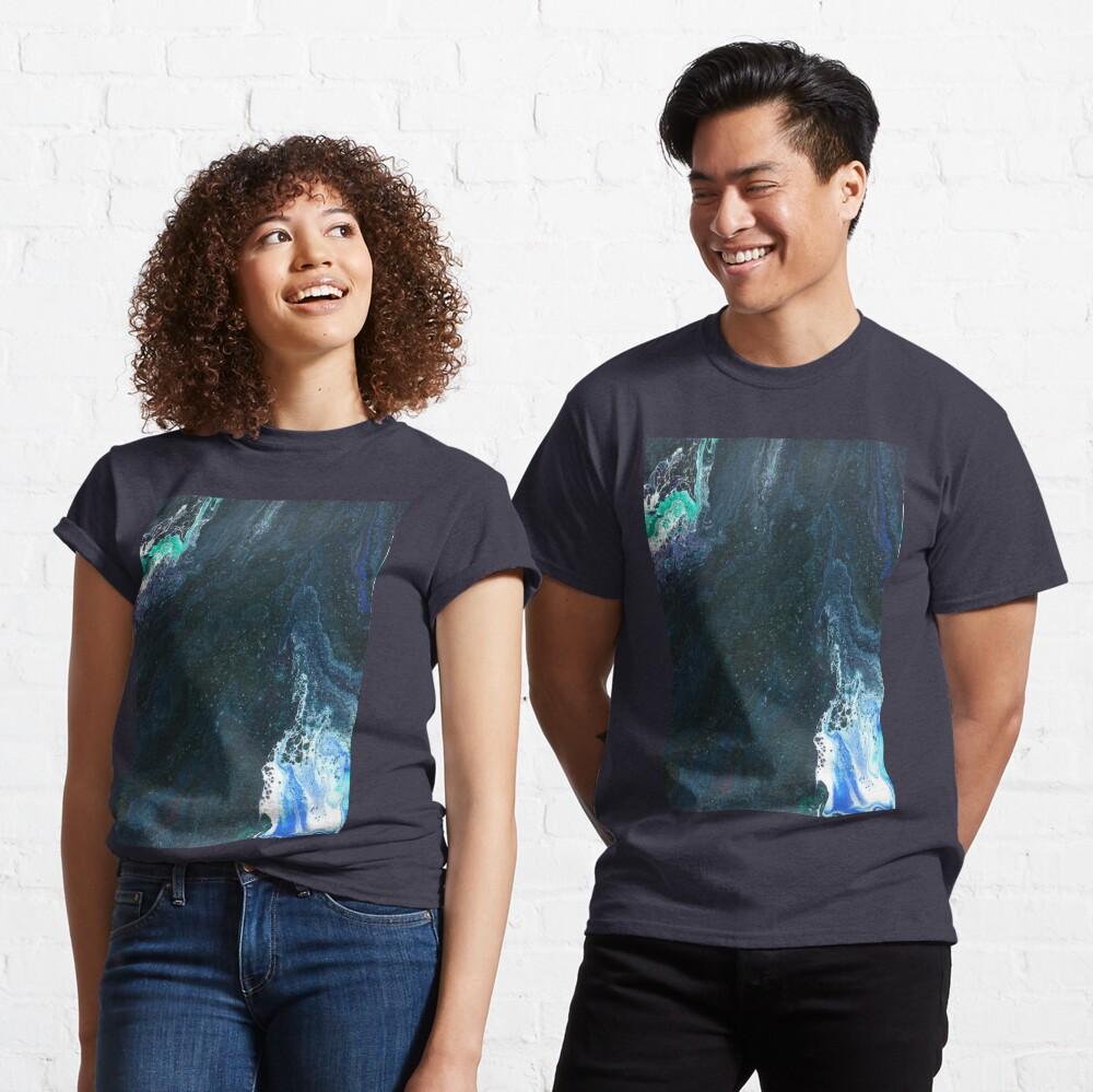 Estuary: river art Classic T-Shirt