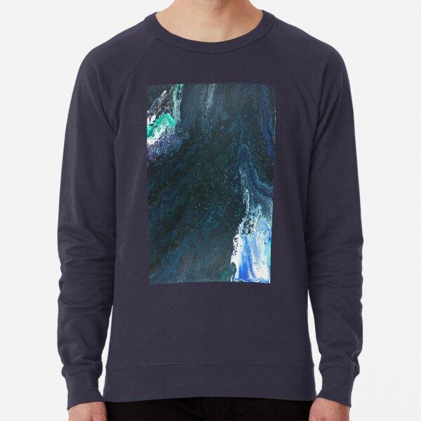 Estuary: river art Lightweight Sweatshirt