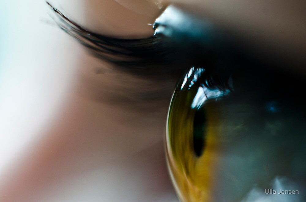 Eye catching by Ulla Jensen