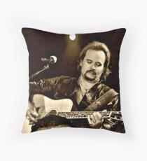 Travis Tritt at Wild Bill's Throw Pillow