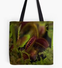 Toothy Plants Tote Bag