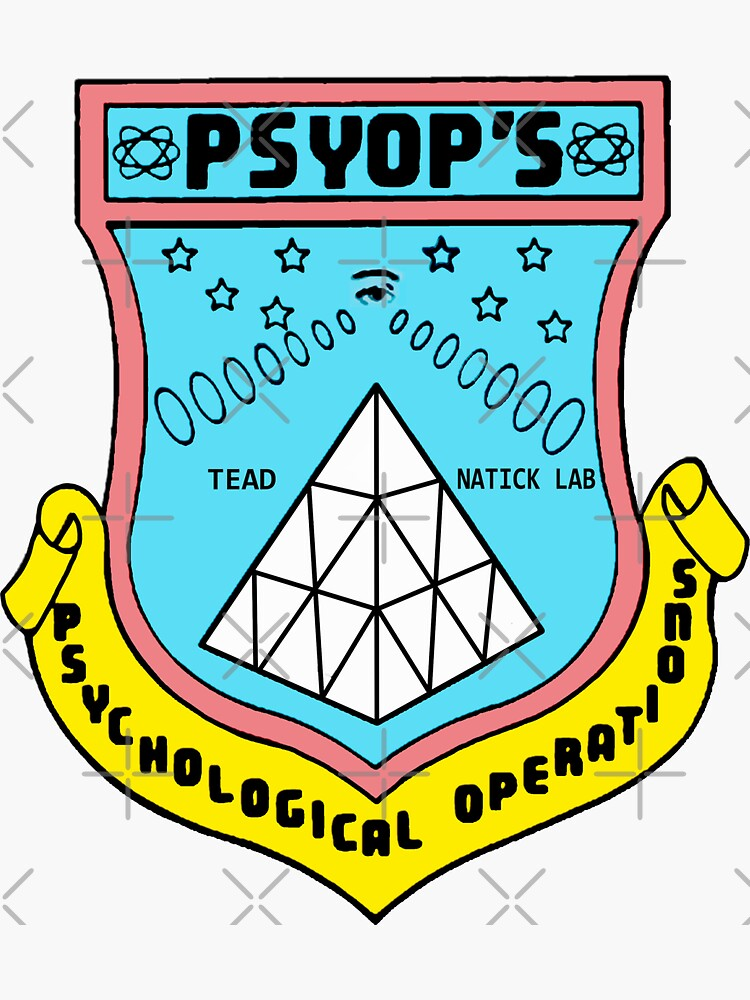 Psychological Operations by omfgtimmy
