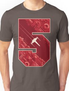 Red Five Unisex T-Shirt