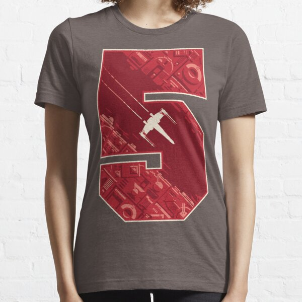 Red Five Essential T-Shirt