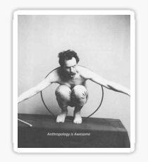 Historical Hipsters - Franz Boas Sticker