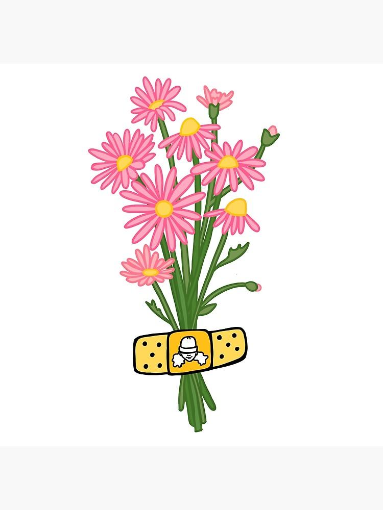 Tarjetas de felicitación «Alessia Cara curita y flores» de rachelmiga | Redbubble