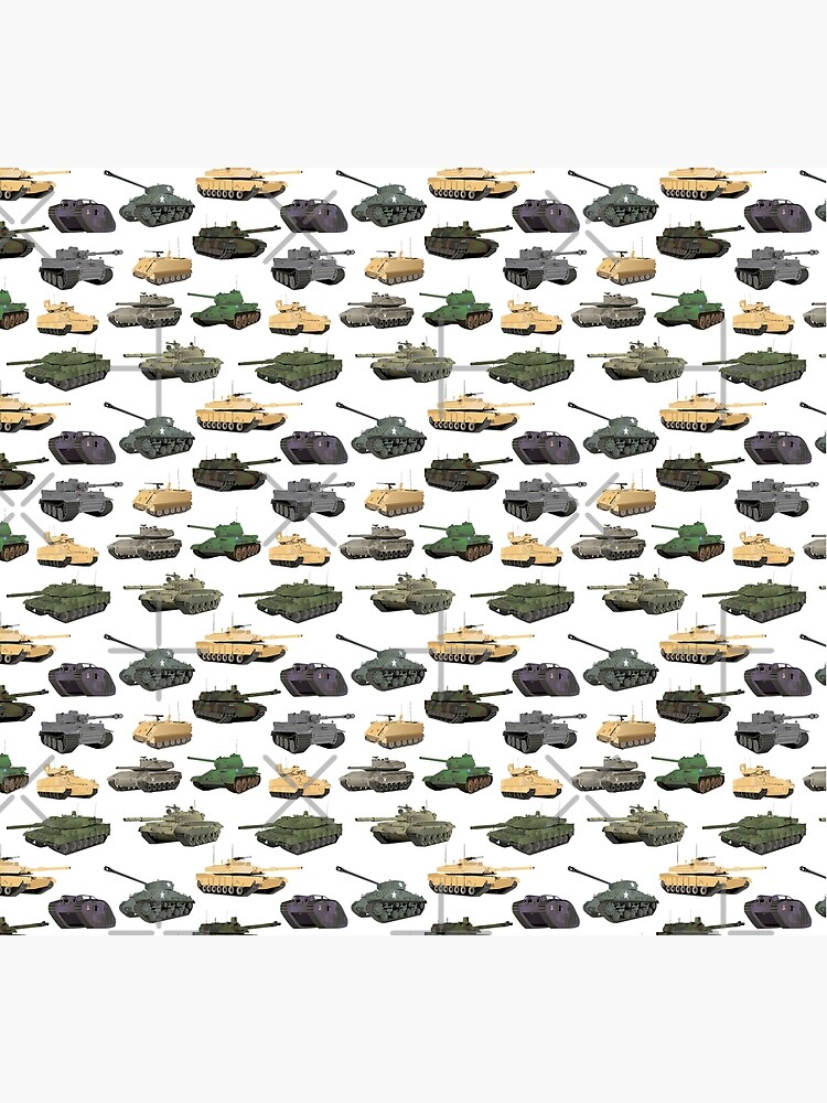 Multiple Battle Tanks by NorseTech