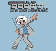 Great Scott...Pilgrim!