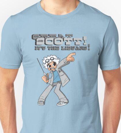 Great Scott...Pilgrim! T-Shirt