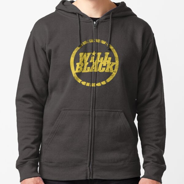 WB Inner Circle GOLD (center ice logo) Zipped Hoodie