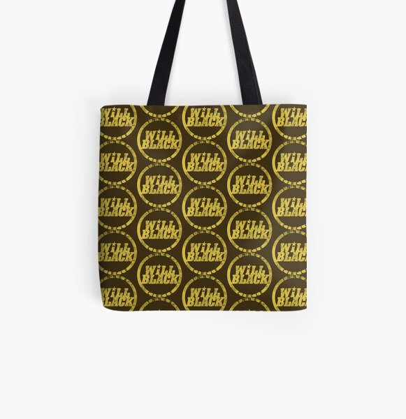 WB Inner Circle GOLD (center ice logo) All Over Print Tote Bag