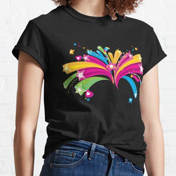 Vector color art Classic T-Shirt