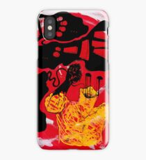 The Oily Void iPhone Case