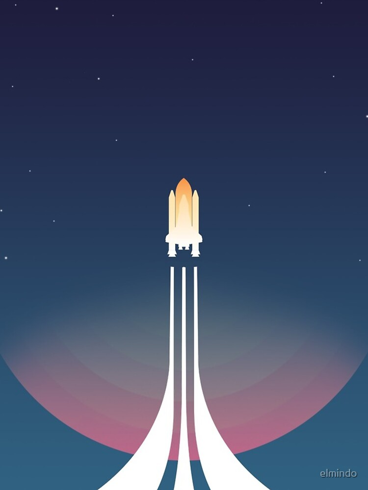 Space Shuttle by elmindo