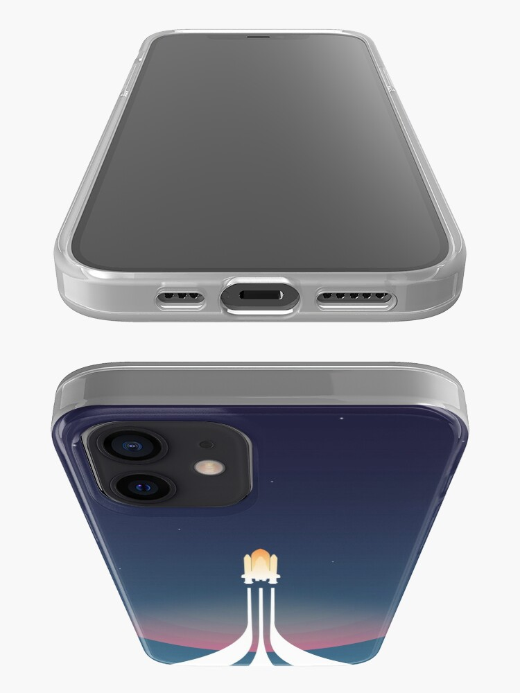 Alternate view of Space Shuttle iPhone Case & Cover