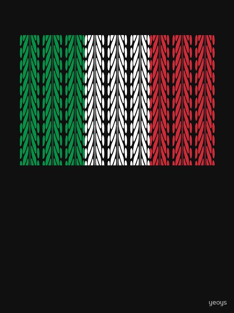 «Italy Flag Mountainbike - Funny Bike Quote» par yeoys