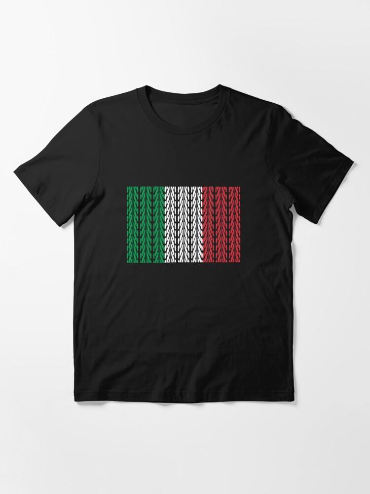 T-shirt essentiel ''Italy Flag Mountainbike - Funny Bike Quote': autre vue