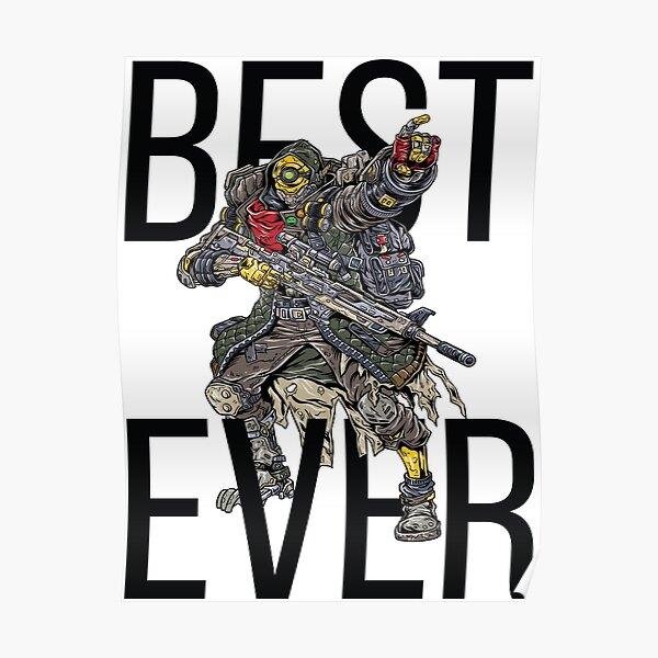 FL4K The Beastmaster Best Ever Borderlands 3 Rakk Attack! Poster