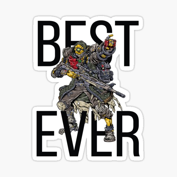 FL4K The Beastmaster Best Ever Borderlands 3 Rakk Attack! Sticker