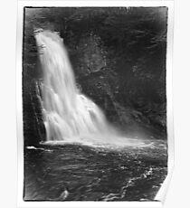 Main Falls at Bushkill Falls Poster